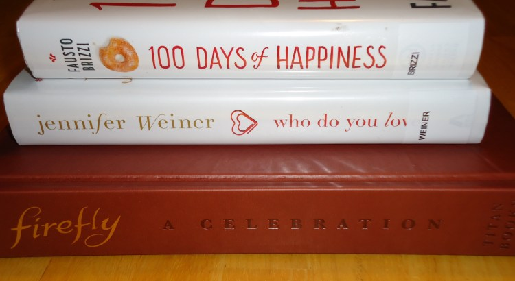 Library Haul 8/21/15