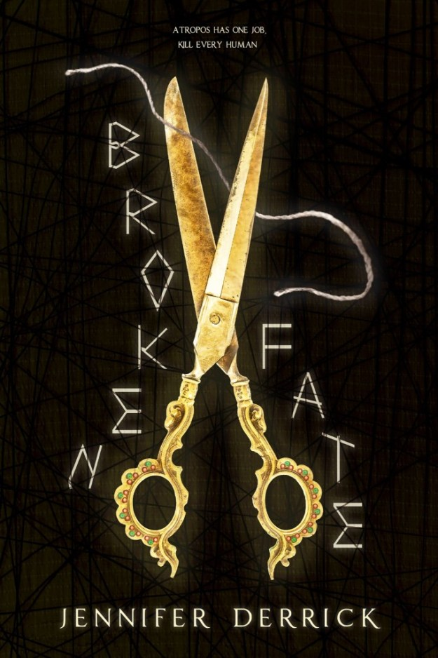 Broken Fate Cover