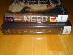 Library Haul and Reading List 11/20/15