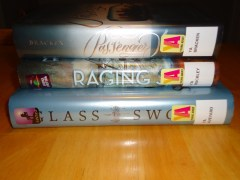 Library Haul & Reading List 02/26/16
