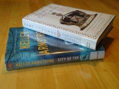 Library Haul & Reading List 05/13/16