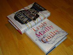 Library Haul & Reading List 08/12/16