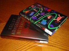 Library Haul & Reading List 08/26/16