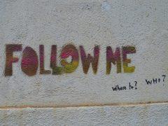 Follow for follow