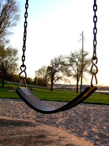 Recess Swing