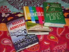 Library Haul & Reading List 02/17/16