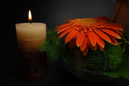 Grieve Candle