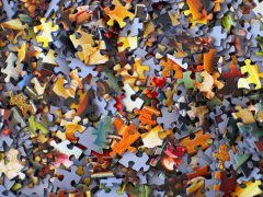 Missing Puzzle Pieces