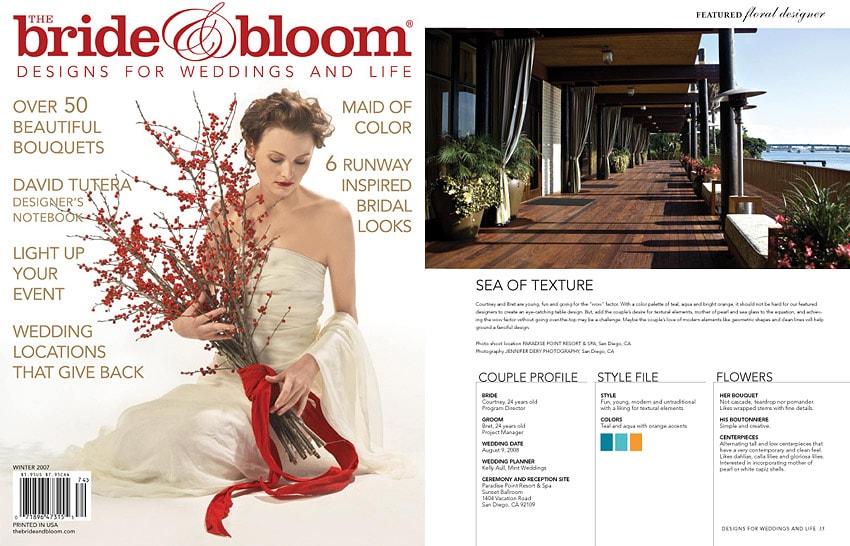 Bride & Bloom Magazine