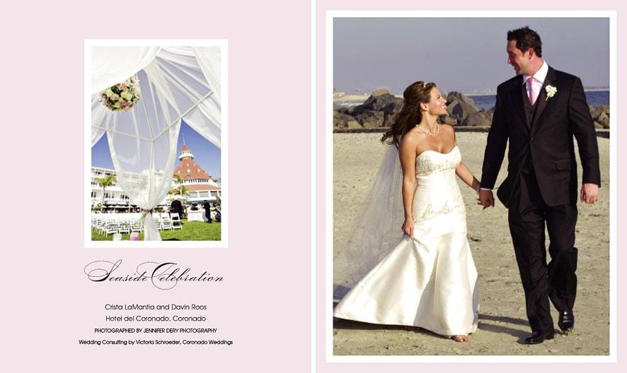 Ceremony Magazine Featured Wedding – Crista & Davin