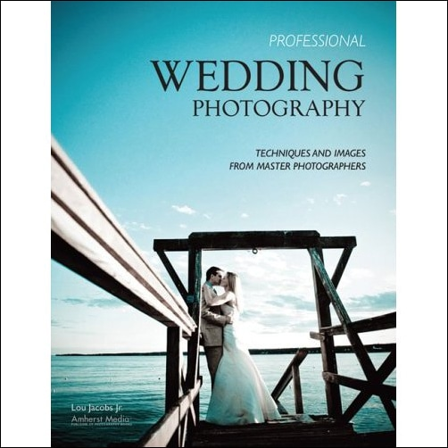 "My first photography book! ""Professional Wedding Photography"""