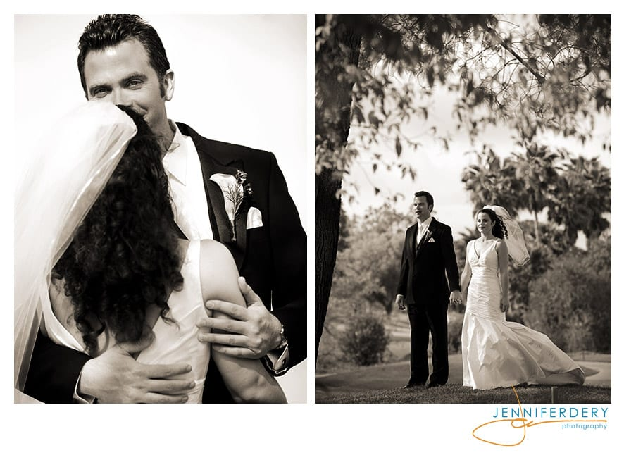 One of our own gets married at Rancho Bernardo Inn!  Ashley & Russ