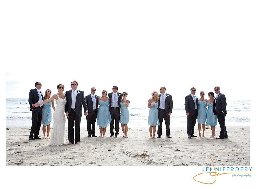 A Wedding on the Sand at Estancia La Jolla – Kim & Eric