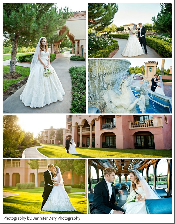 Sparklers and Fun at an Italian Villa inspired Hotel – Shannon & Kyler