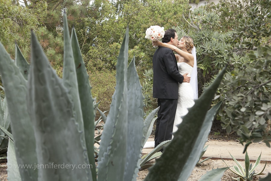 Estancia La Jolla: Pink and Coral Wedding Colors