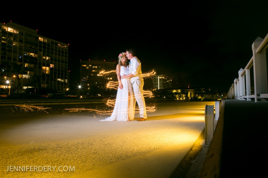 Beachy Wedding in Coronado: Jen & Darin