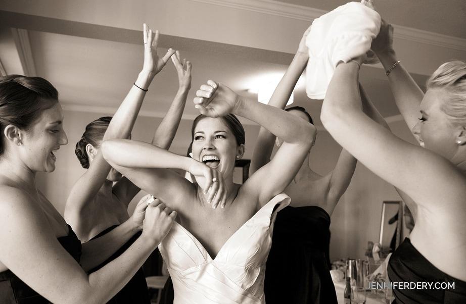 L'auberge Del Mar Wedding Featured in Exquisite Weddings Magazine