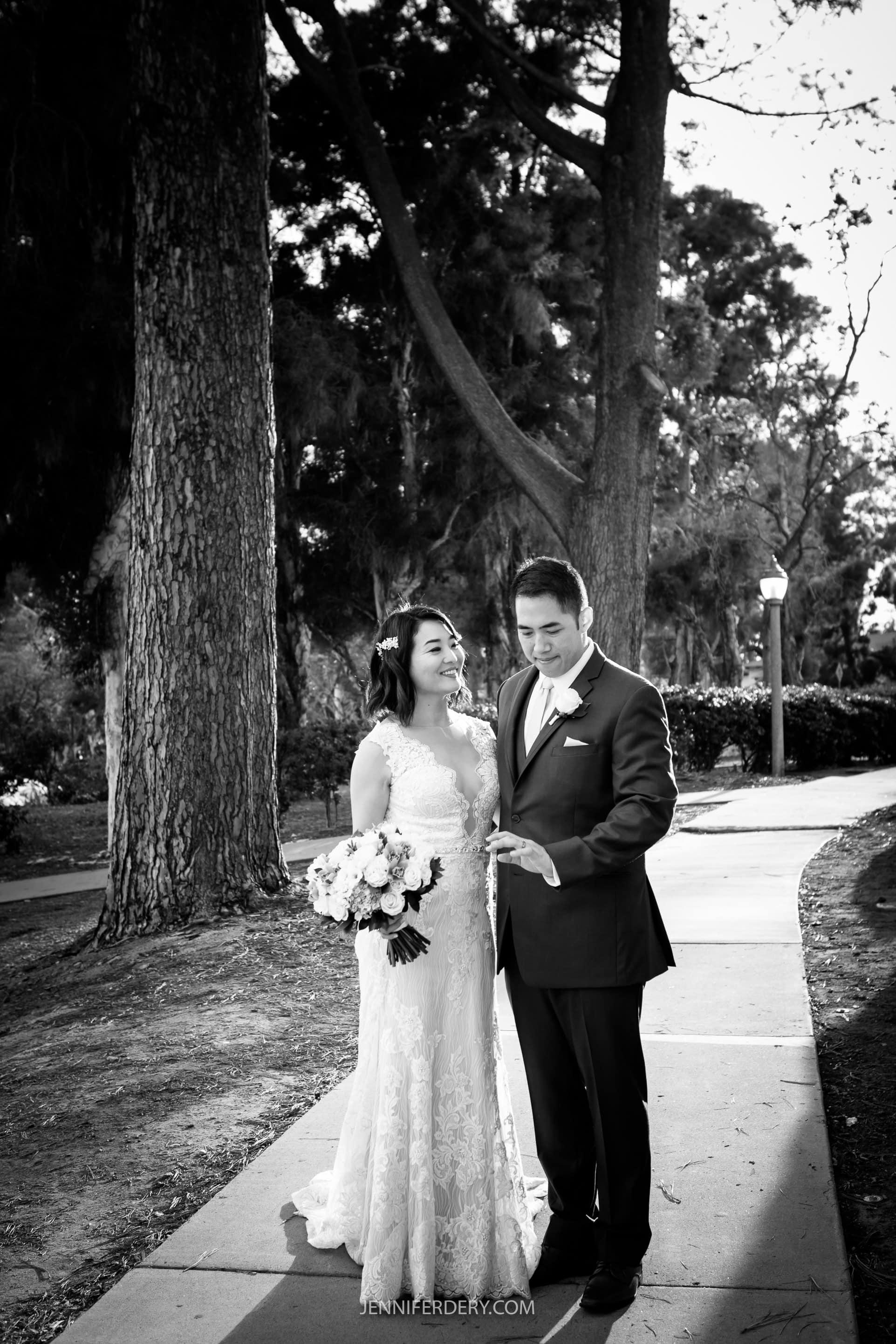 Miyo & Lester: Japanese Friendship Garden in Balboa Park Wedding