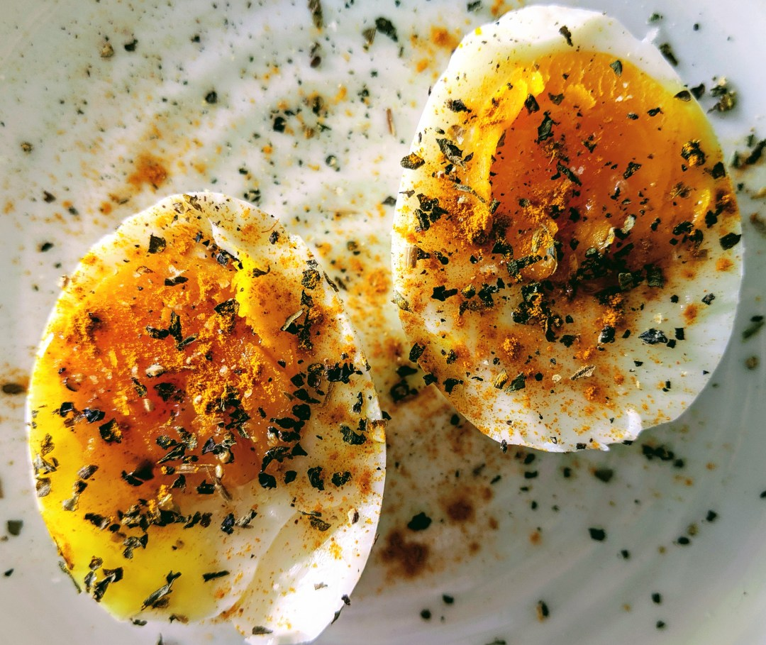 healthy hard boiled eggs