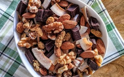 Healthy Trail Mix (Paleo, Plant-Based)