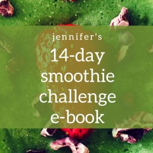 14-day smoothie challenge ebook