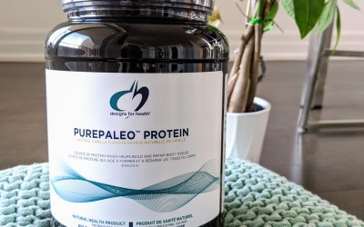 4 reasons why I use PurePaleo Protein powder
