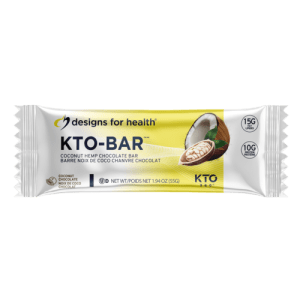 KTO-BAR Low-Carb & Keto Protein Bar