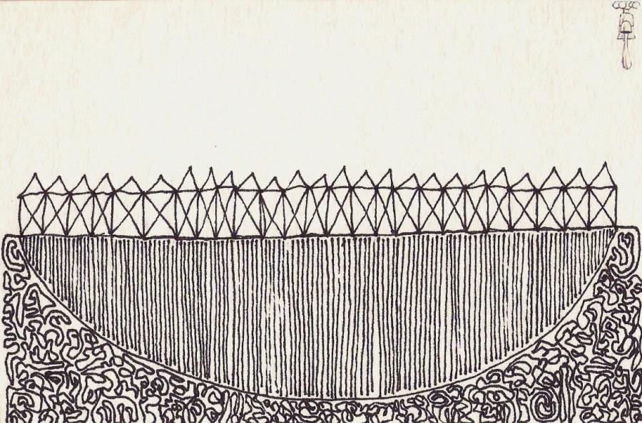 Architetture Sospese Cartoline #04