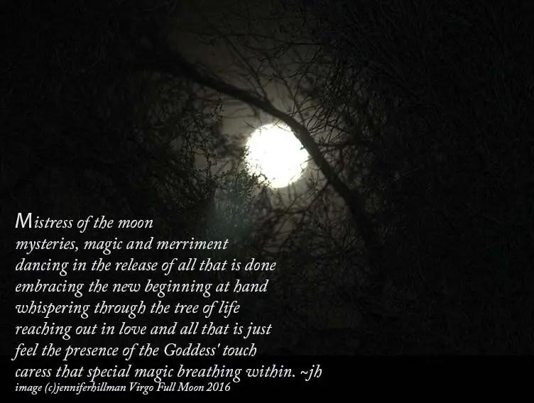 Mysteries Moon Mistress