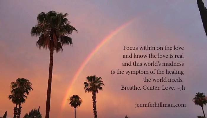 Focus on Love