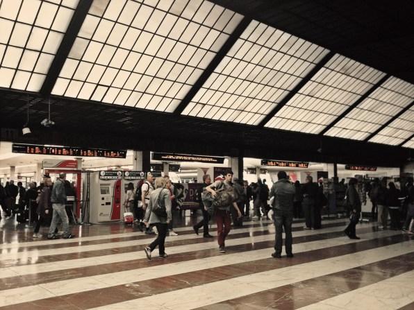 Santa Maria Novella Train Station, Florence
