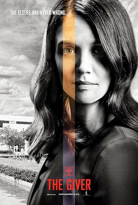 Jennifer Hutt | Katie Holmes on playing Wonder Woman ...