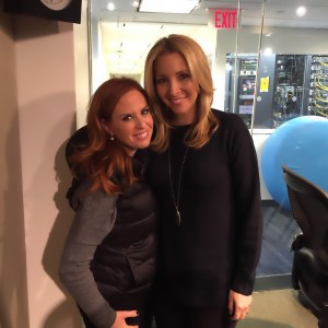 Lisa Kudrow and Jenny