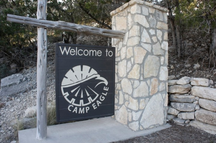 Texas Hill Country - Camp Eagle