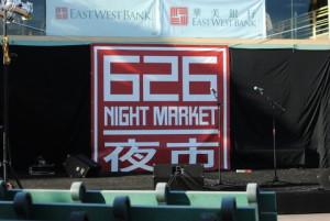 626 night market sign