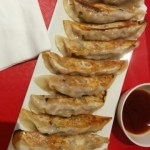 huge potsticker