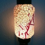 cherry blossom nightlight