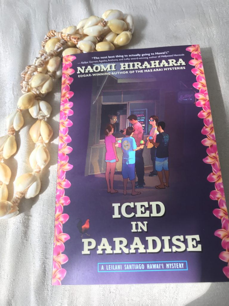 iced in paradise book