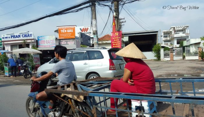 Mosquitoes and soft tofu – another side to Vietnam