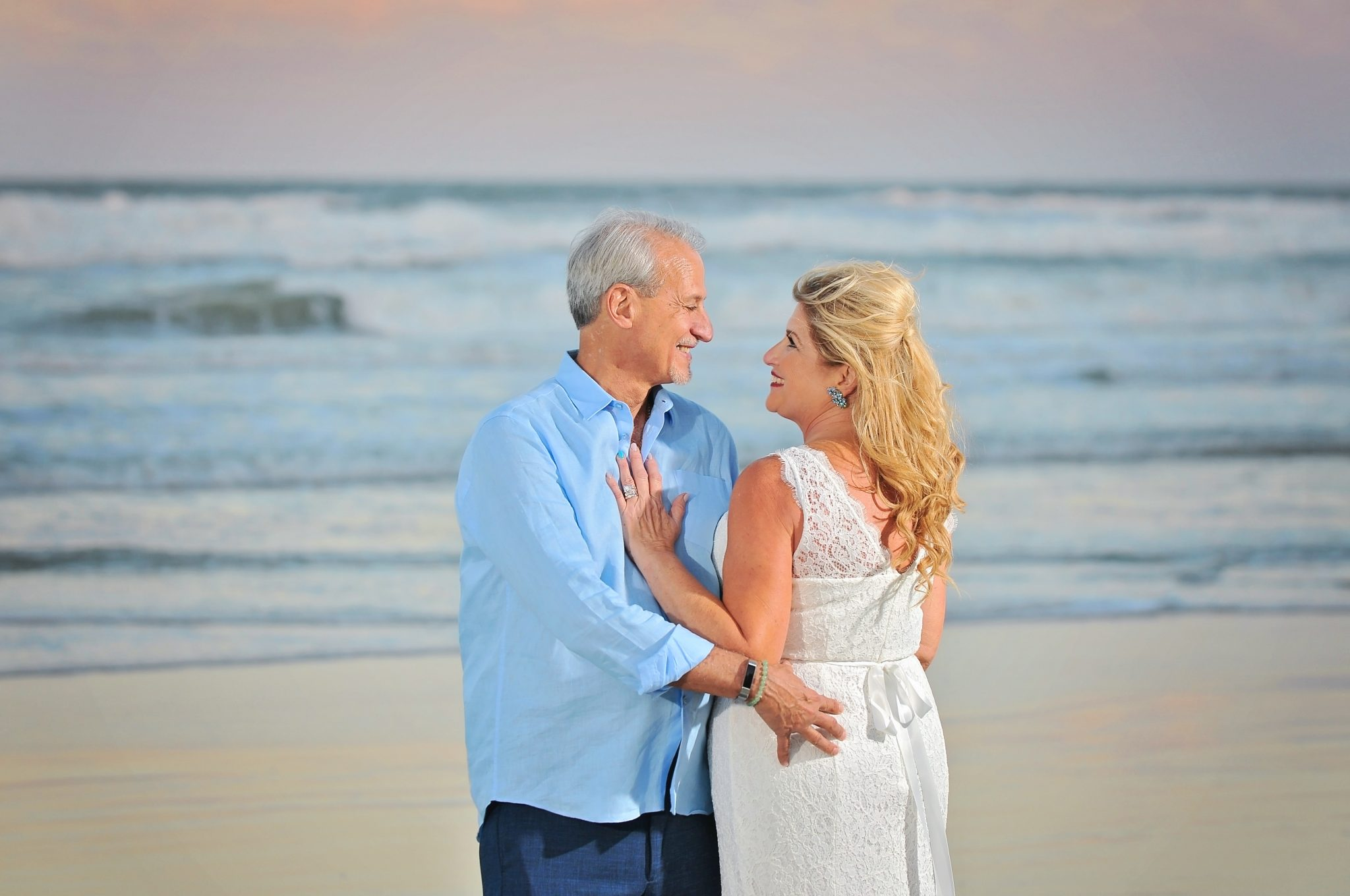Destination Daytona Beach Wedding