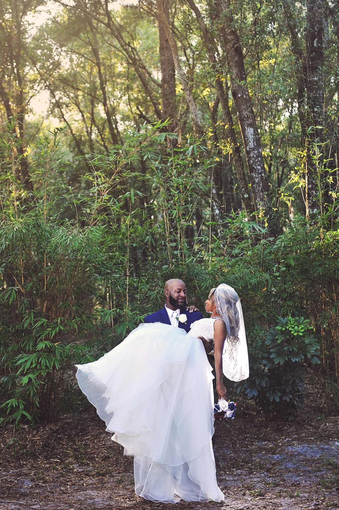 Bridle Oaks Wedding in Deland Florida