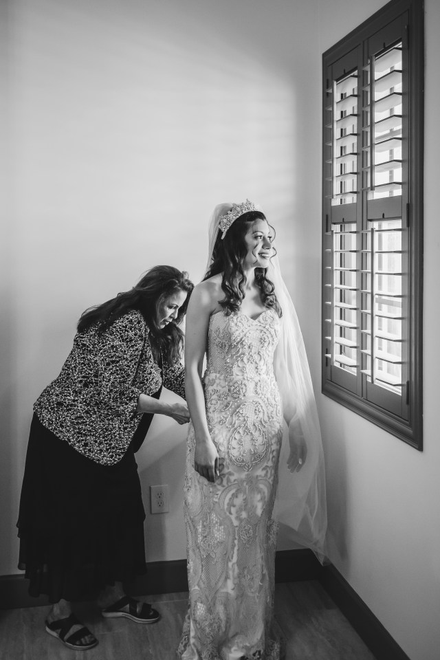 Wedding at Castle Otttis St Augustine
