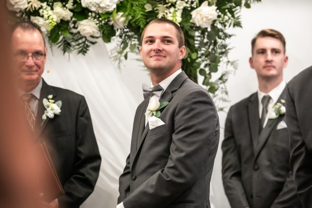 Wedding at the Grand Ol Barn