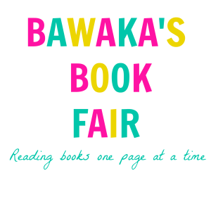 Bawaka's Book Fair Logo
