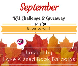 September KU Challenge & Giveaway