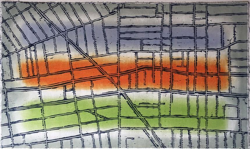 midtown striped