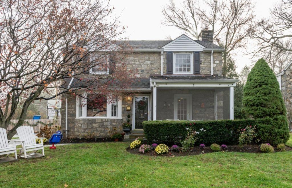 Home in Radnor Township, Bryn Mawr, PA