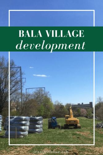 New Development in Bala Cynwyd