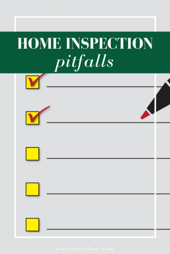 Home Inspection Pitfalls: A Primer