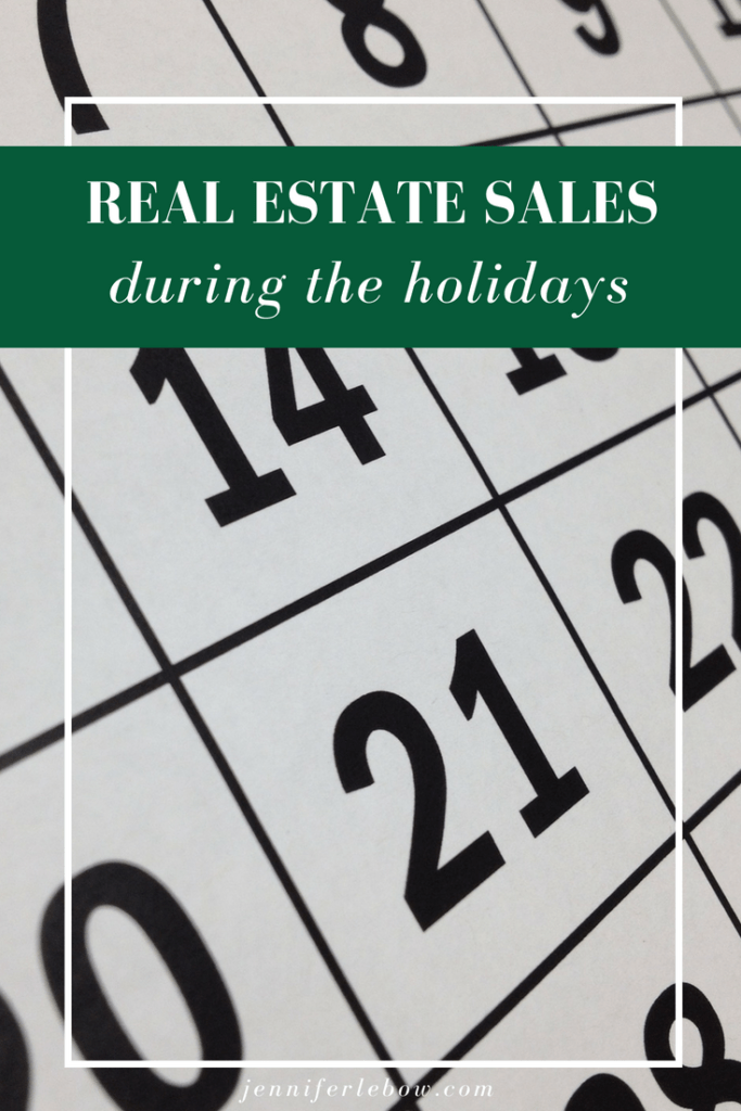 Tips for selling your house during the holidays